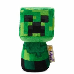Itty-Bittys-Minecraft-Creeper-Stuffed-Animal