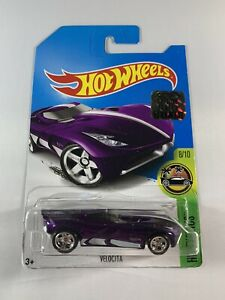 Hot-Wheels-Super-Treasure-Hunt-Velocita-RLC-Factory-Sealed-Protector-Incl