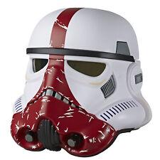 Star Wars Mandalorian Incinerator Stormtrooper Premium Electronic Helmet