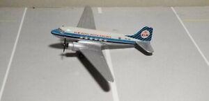 SCHABAK-1028-5-KLM-ROYAL-DUTCH-AIRLINES-DC-3-1-250-SCALE-DIECAST-METAL-MODEL