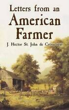 Letters from an American Farmer (Dover Books on History, Political and Social ..