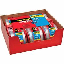 Scotch Heavy Duty Packaging Tape 188 X 222 Yd Designed For Packing Shippin