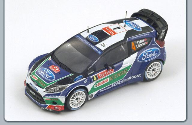 1 43 FORD FIESTA RS WRC Castrol EDGE Rallye Monte Carlo 2012 P. SOLBERG