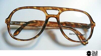 Terry Brogan 8684 Optyl Montatura Per Occhiali Vintage 1980's Vendendo Bene In Tutto Il Mondo