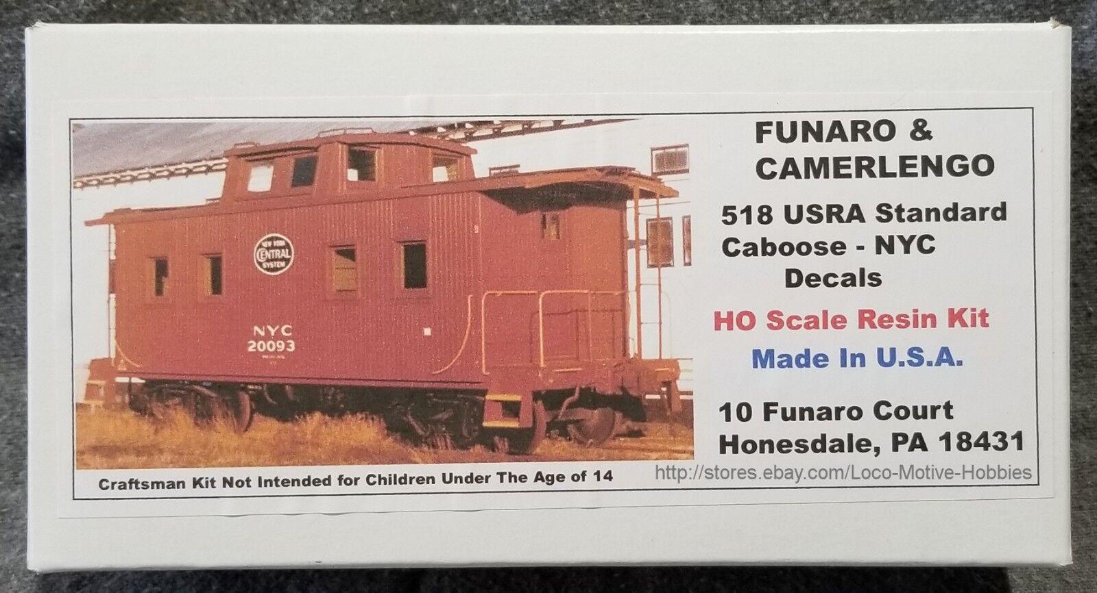 Lmh Funaro F&c 518 Usra Standard Cupola Kombüse Nyc New York Zentrum Set