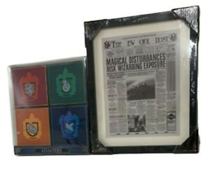 Harry-Potter-Coaster-Beauty-amp-Beast-Photo-Frame-Hogwarts