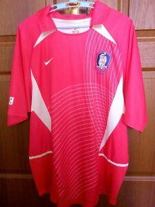 SOUTH-KOREA-NATIONAL-TEAM-2002-2004-HOME-FOOTBALL-SHIRT-MAGLIA-JERSEY-NIKE