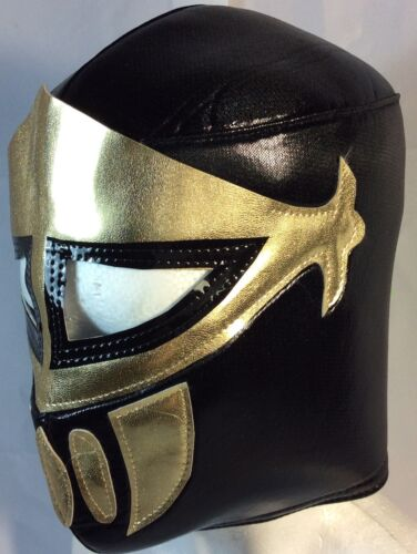 HANDMADE!! RARE DESIGN! GREAT KNIGHT//CABALLERO 2000 WRESTLING-LUCHADOR MASK