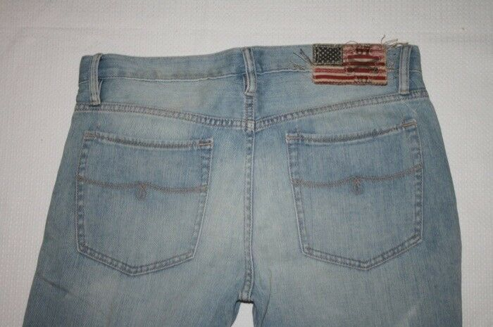 Ralph Lauren Capri-Jeans NEUW Gr.27 Stiefelhose Fade Out Out Out Ginger Boyfriend | Neuer Stil  | Hohe Qualität  | Spaß  | Feinbearbeitung  | Die Königin Der Qualität  3ca9df
