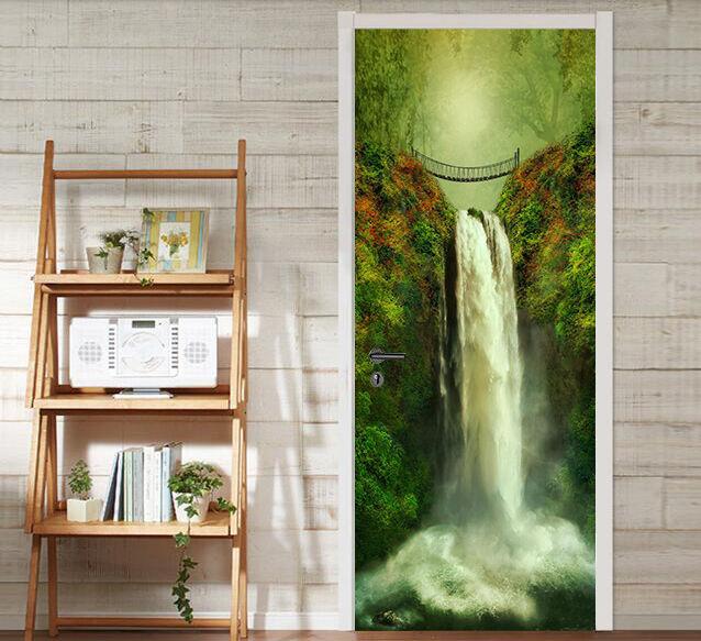 3D Bergbach 79 Tür Wandmalerei Wandaufkleber Aufkleber AJ WALLPAPER WALLPAPER WALLPAPER DE Kyra | Spaß  | Wirtschaftlich und praktisch  | Reichhaltiges Design  409206