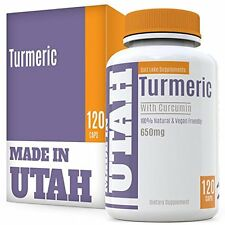 Turmeric Curcumin with Bioperine - Best Absorption and Bioavailability