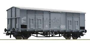 ROCO-76600-FS-carro-Merci-di-servizio-tipo-GhKs-w-ep-IV-Scala-H0