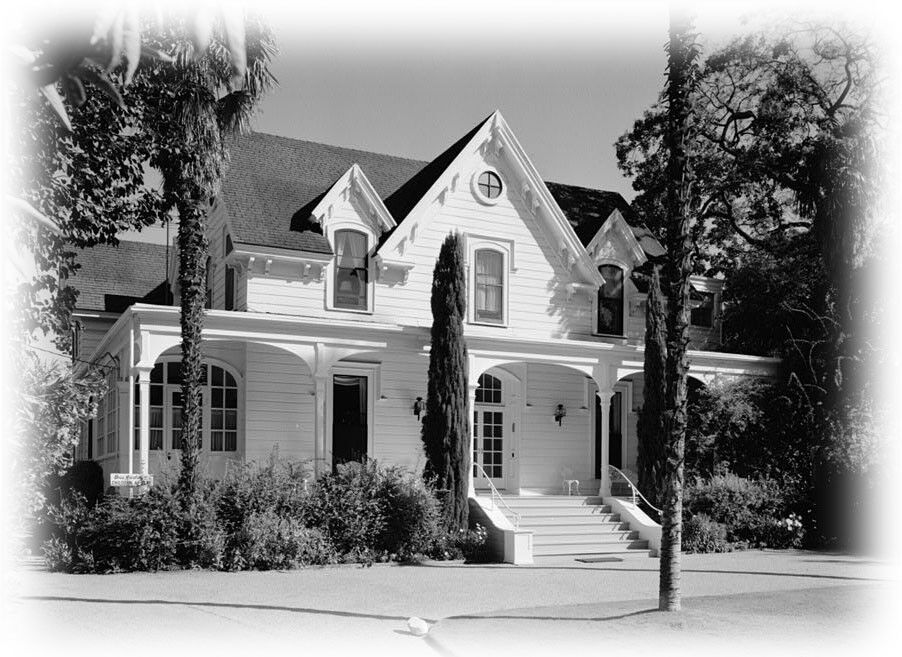Home plans, Carpenter Gothic Victorian with wraparound porches, dormers,