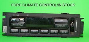 FORD MERCURY CROWN VIC GRAND MARQUIS MARAUDER CLIMATE CONTROL EATC ATC AC HVAC