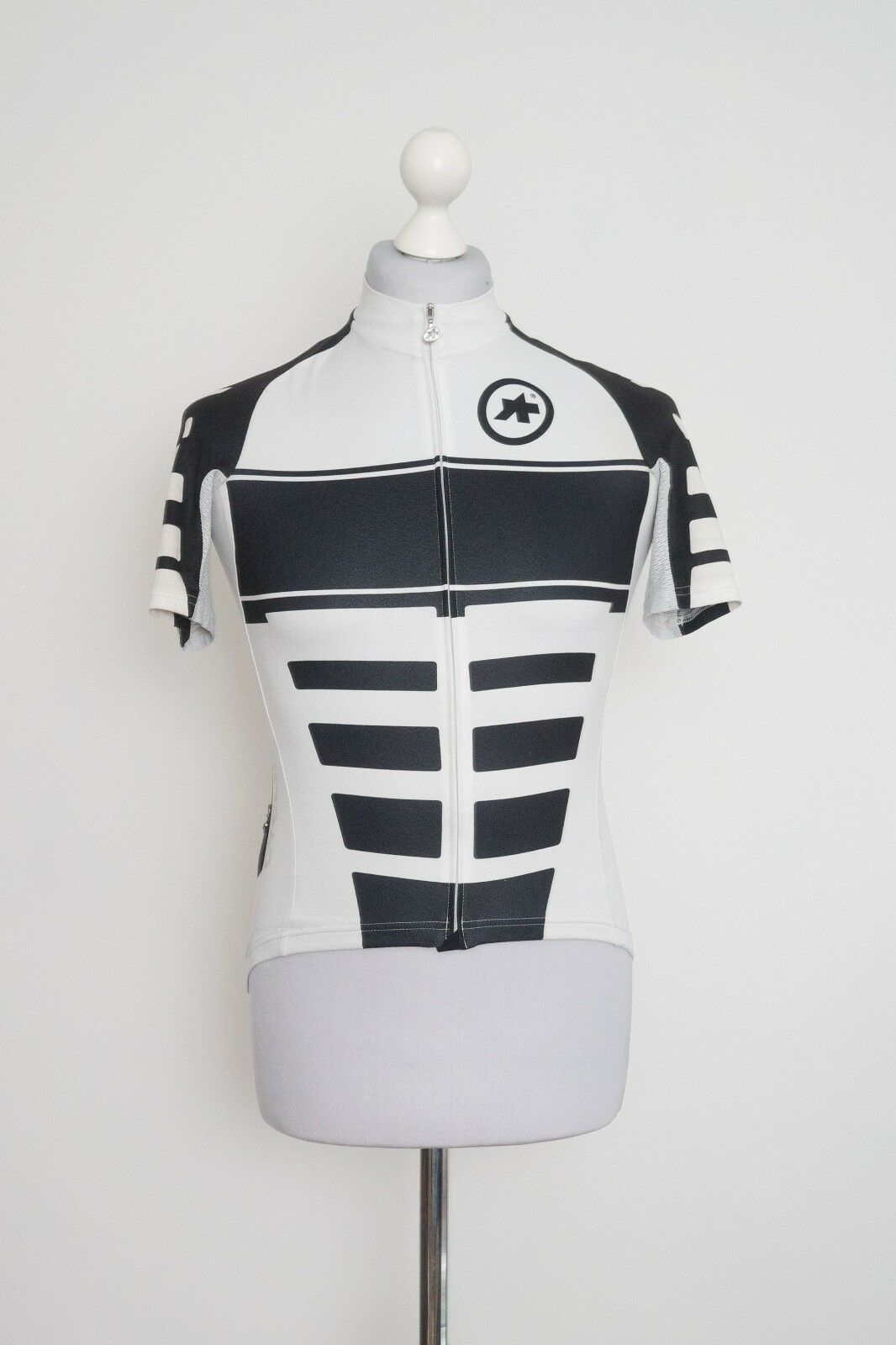 Assos Cycling Jersey Full Zip Size S
