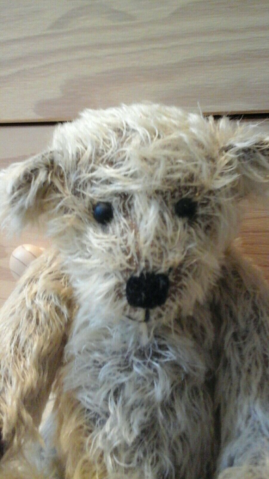 WILF WILF WILF OOAK Artist Teddy Bear by Grizzliz d25a5c