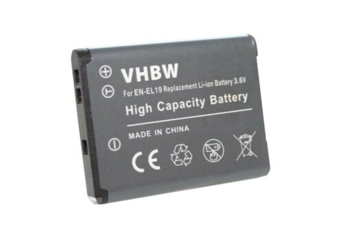 BATTERY FOR Nikon CoolPix W100