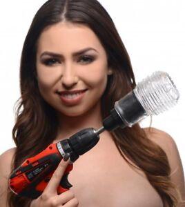 power tool sex machine adapter