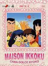 Cara Dolce Kyoko - Maison Ikkoku Box 01 (Eps 01-24) (4 Dvd)