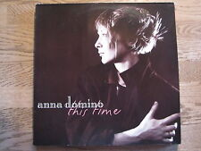 "LP - ANNA DOMINO - THIS TIME ""TOPZUSTAND!"" zum Sonderpreis!"