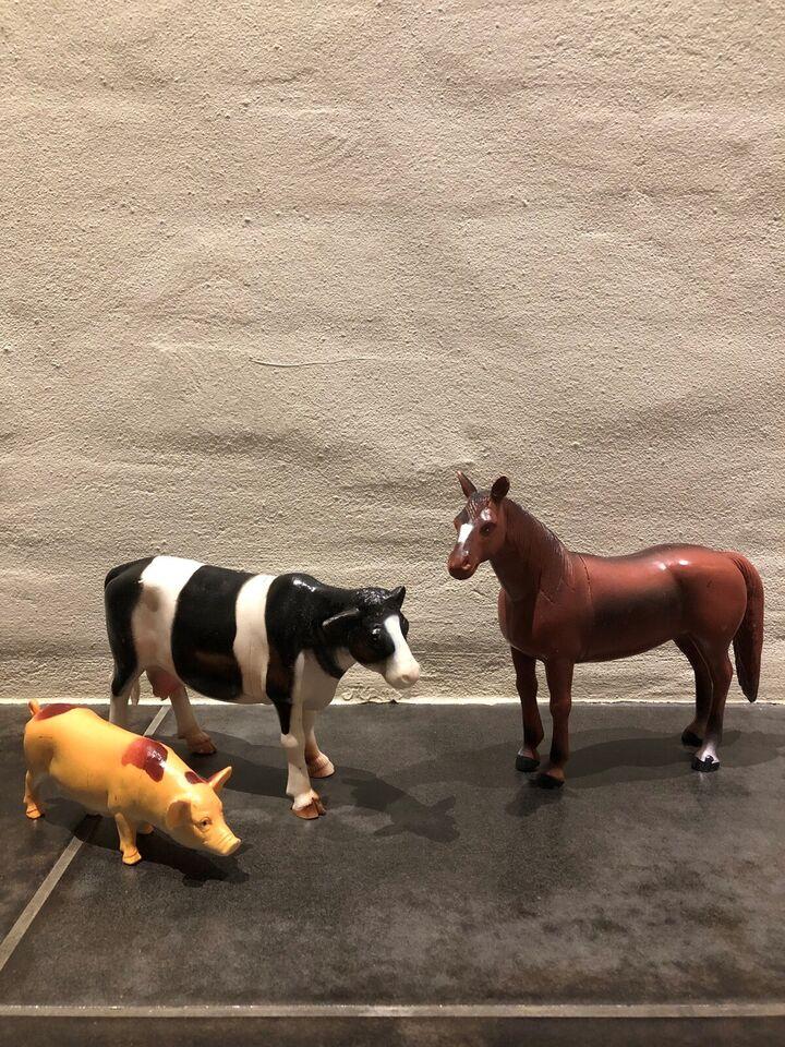 Dyr, Bondegårdsdyr