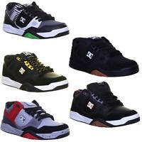 Dc Shoes Stag 2 Mens Leather Matt Trainers Size 7 - 12