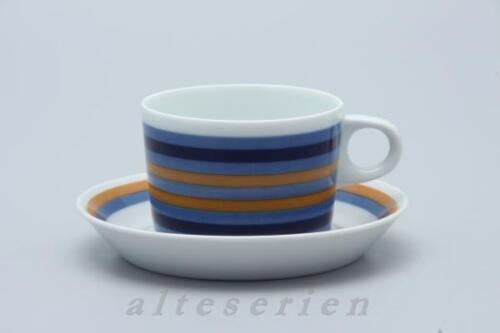 Kaffeetasse mit Untere Hutschenreuther Novum 65 Madeira