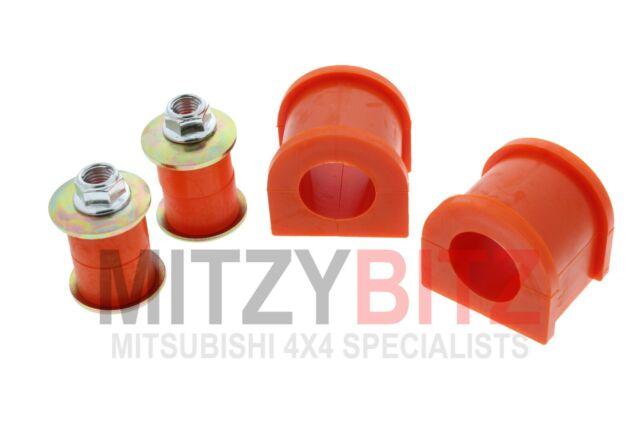 26MM Cojinetes Barra Estabilizadora Delantera Kit Para Mitsubishi Montero MK2