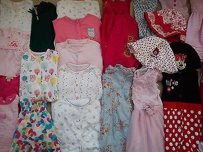45x Next Gap Debenhams H&m Bundle Baby Girl Clothes 3/6 Mths 6/9+ Mths(4.5)