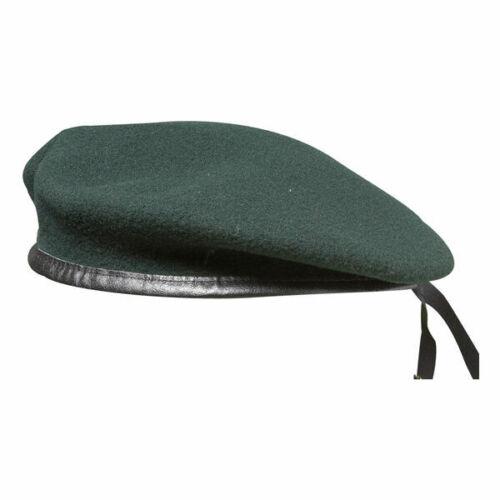 Beret Grün Commandos Marine Nationalmannschaft Größe 52 A 62 Réglo Armee Zone Ls