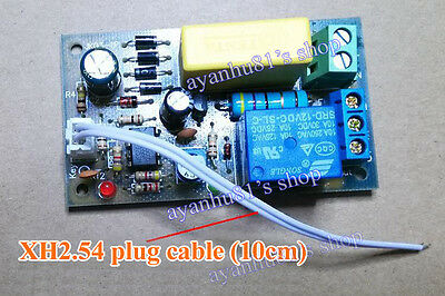 220V AC Delay Time Timer Timing Switch Relay Module 1 sec ~ 5 minutes Adjustable