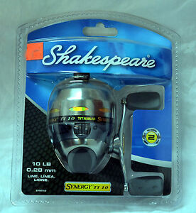 SHAKESPEARE-SYNERGY-TI10-TITANIUM-SPINCAST-REEL-W-LINE-store-bte18