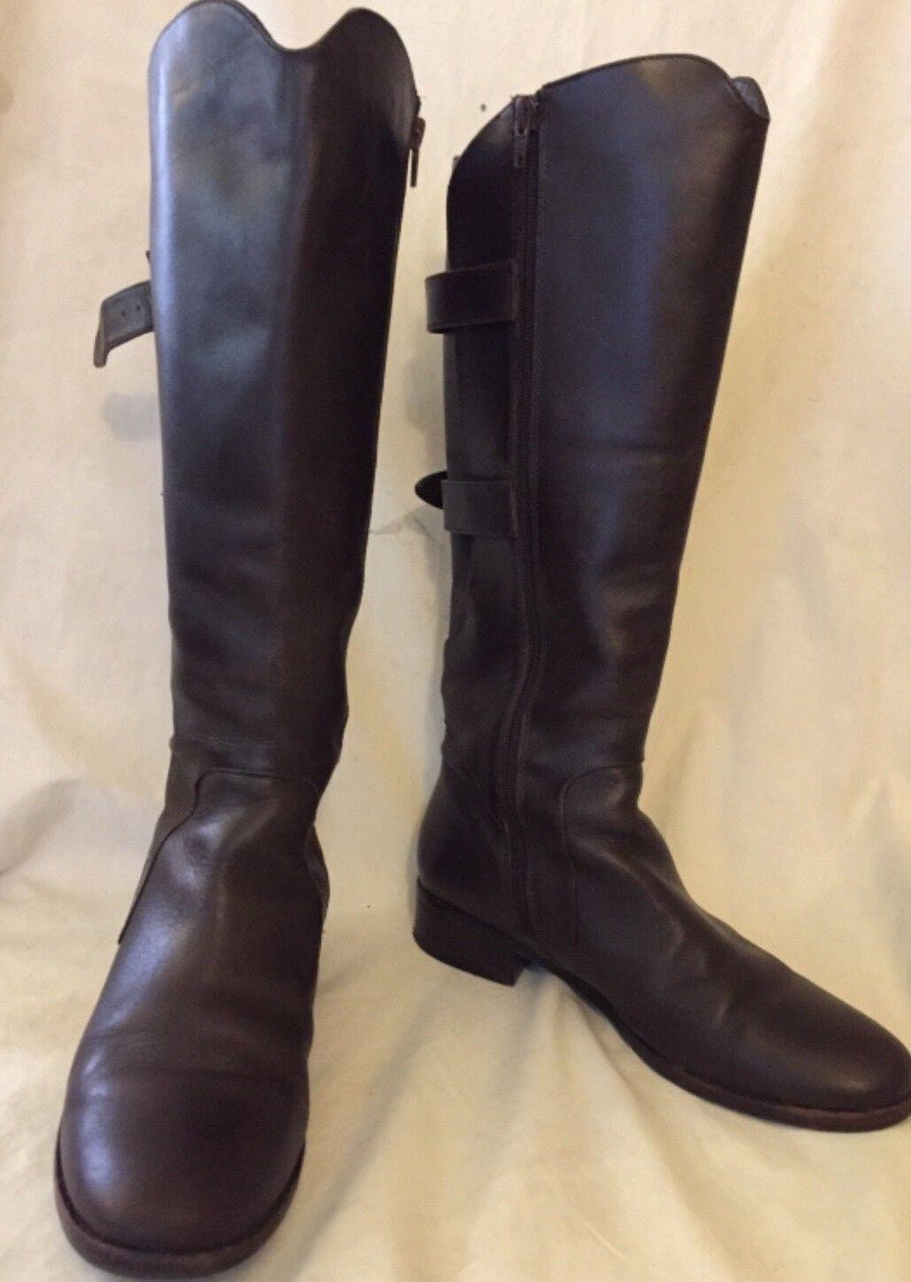 SANZIA Women's boots BROWN size 7.5