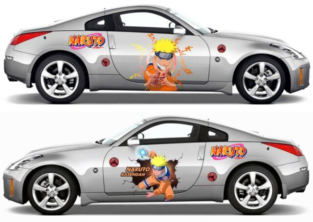 Naruto Car Body Door Vinyl Decal Sticker Graphics Anime Manga fit any auto Ninja