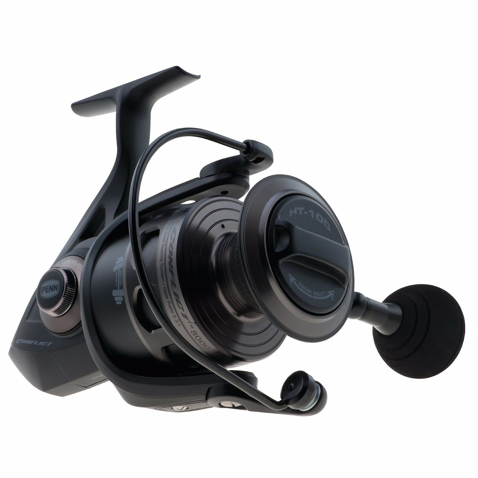Penn Conflict II Spinning fixed fishing reel