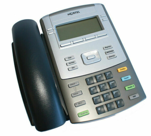 Graphite VoIP Telephone Ntys05 for sale online Avaya 1140E IP ...
