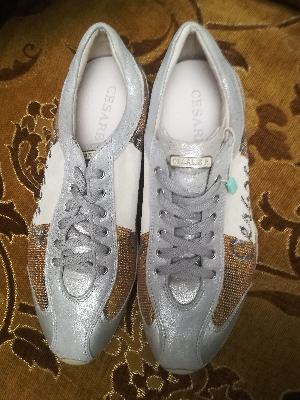 per il commercio all'ingrosso Scarpe cesare paciotti donna 38 38 38 Nuove scarpe da ginnastica basse 4US cesare sportive affare  la migliore selezione di