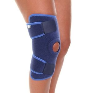 66fit-Elite-Open-Patella-Knee-Support-Sports-Injury-Sprain-Pain-Relief