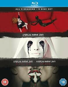 AMERICAN-HORROR-STORY-SEASONS-1-3-BluRay-BOX-SET-DVD-Region-2