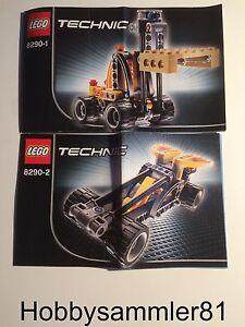 UnabhäNgig Lego® Bauanleitung 8290 Instruction Nr