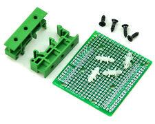 DIN Rail Mount Adapter/Prototype PCB Kit For Arduino UNO / Mega 2560 etc.