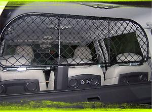 Filet grille de s paration coffre pour citroen c8 et peugeot 807 chien et bag ebay - Grille de separation pour chien ...