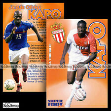 KAPO OLIVIER (ASM FC AS MONACO) - Fiche Football SF / 2005