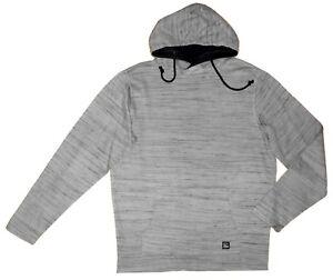 Plus-Longue-Homme-Sweatshirt-Hoodie-Pullover-Sweat-Gr-XL-Neuf