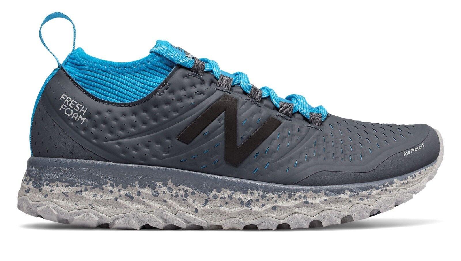 New Balance de de de mujer fresco Espuma hierrov 3 wthierb 3 Trail Running zapatos Trueno Azul  orden ahora disfrutar de gran descuento