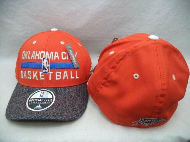 hot sale online e8d99 839d5 Oklahoma City Thunder adidas NBA 2013 Practice Flex Cap