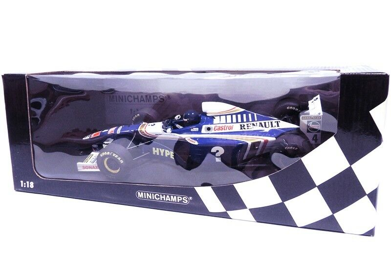 1 18 WILLIAMS Renault FW19, Heinz-Harald FRENTZEN, Minichamps F1 OVP Formula 1