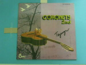 RT-039-S-LP-VINYL-RECORD-OPM-THE-CORONETS-2ND-USED