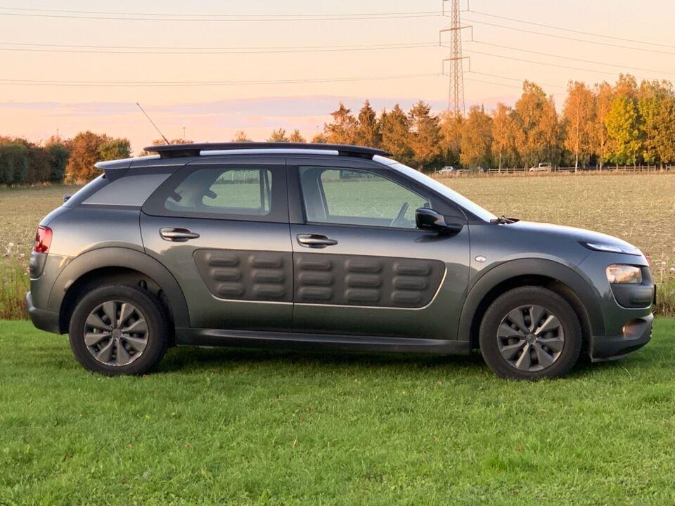 Citroën C4 Cactus 1,6 BlueHDi 100 Feel Van Diesel modelår