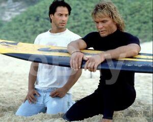 Point-Break-1991-Keanu-Reeves-Patrick-Swayze-10x8-Photo